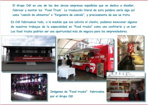 food truck panaderia bar